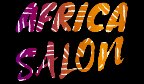 Africa Salon Banner