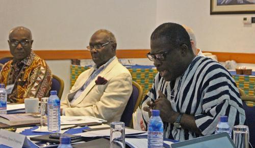Reverend Dr. Kwabena Opuni-Frimpong