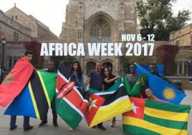 Africa Week 2017 Logo