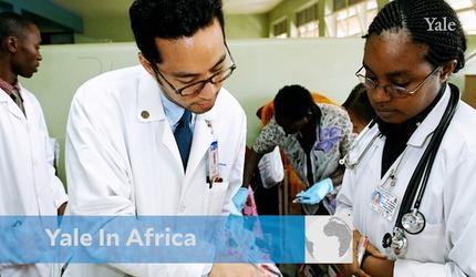 Doctors in Africa