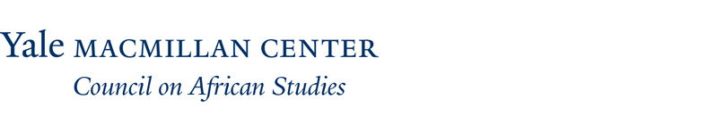The MacMillan Center Council on African Studies